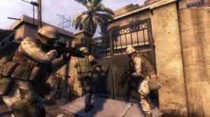 Marines und Atomic Games wagen sich in vermintes Gebiet