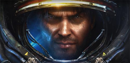 Nicht nur Jim Raynor aus Starcraft wirft prüfende Blicke, auch KEIMLING hat weiter Spiele im Visir