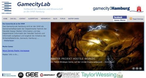 Die Entwicklerschmiede des hamburger GameCityLab weiß um die Bedeutung des Blickes über den Tellerrand der eigenen Disziplin.