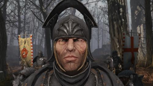 Das hässliche Antlitz des Mittelalters ist ein weit verbreitetes Trugbild (Hier: Cinematic aus War of the Roses, 2012)