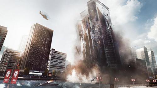 Einstürzende Neubauten - Battlefield 4 wird das Shootergenre levolutionieren (Abb.: Offizielle Seite)