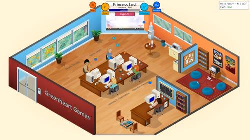 Bis ein Entwickler-Studio so aussieht, ist viel Arbeit, ein waches Auge und ein Quäntchen Glück nötig (Abb: Screenshot Offizielle Seite)