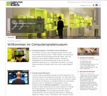 Das Deutsche Computerspielemuseum in Berlin sorgt sich um die langfristige Bewahrung von Spielen und Spielerlebnissen