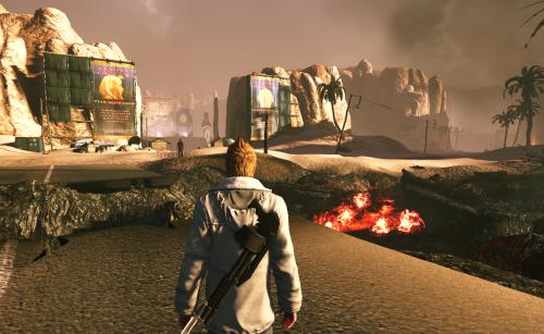 Seit Sektierer den Sonnenkönig Echnaton wieder zu erwecken versuchen, brodelt nicht nur der Boden in Ägypten. (eig. Screenshot)
