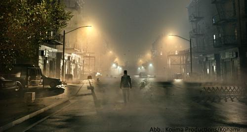 Abb.: Wenn das der grafische Standard und der Stil des neuen Silent Hills werden, dann sind die Entwickler auf der richtigen Spur (Abb.: Kojima Productions / Konami)