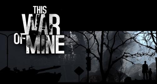 Ein Leben in den Ruinen, ständig in Gefahr und ohne jeden Schutz transportiert This War of Mine des polnischen Entwicklers 11bit studios (Abb. Ausschnitt eigener Screenshot)