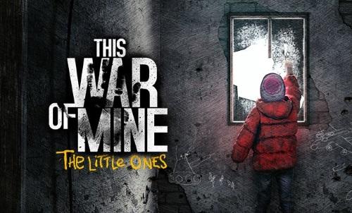"""Abb: """"This War of Mine"""" bekommt Kinder"""". Wer geglaubt hat, es könne als Zivilist im Survival-Spiel nicht schlimmer kommen, wird eines Besseren belehrt. (Abb.: Bild Offizielle Webseite)"""