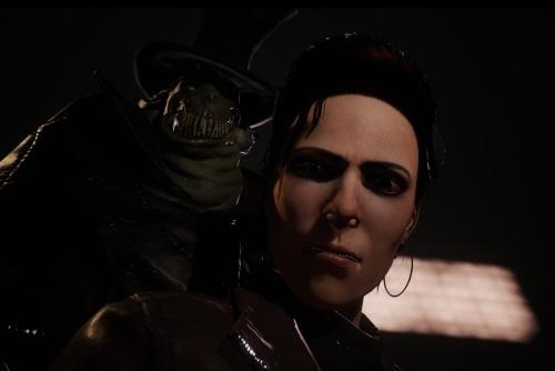 Wer führt hier wessen Hand - sind die Dämonen in ihrem Kopf, oder sind es Dämonen in ihrem Kopf? (Abb.: eigener Screenshot PC)