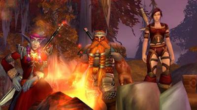 Blizzard WOW MMORPG
